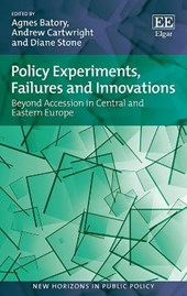 Policy Experiments, Failures and Innovations