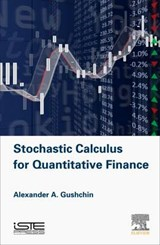 Stochastic Calculus for Quantitative Finance | Alexander Gushchin |