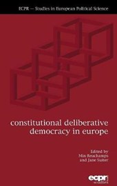 Constitutional Deliberative Democracy in Europe