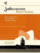 Rhythm Reading | Sandercoe, Justin ; Scott, Justin |