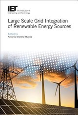 Large Scale Grid Integration of Renewable Energy Sources |  |