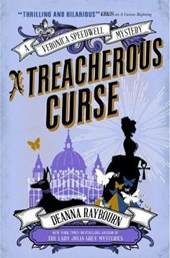 Veronica Speedwell Mystery - A Treacherous Curse