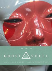 Ghost in the shell, the art of
