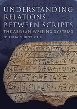 Understanding Relations Between Scripts | Philippa Steele |