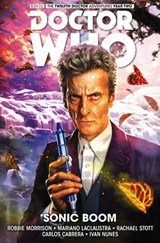 Doctor Who - the Twelfth Doctor | Robbie Morrison |