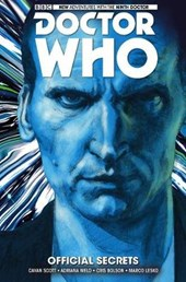 Doctor Who the Ninth Doctor