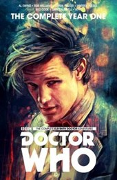 Doctor who: the eleventh doctor year one