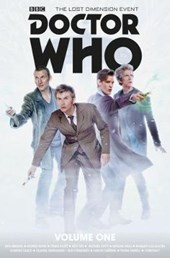 Doctor Who: The Lost Dimension Vol. 1 Collection | George Mann |