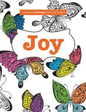 Completely Calming Colouring Book