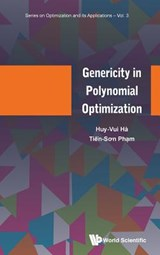 Genericity in Polynomial Optimization | Huy-Vui Haa |