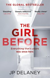 The Girl Before | Jp Delaney |