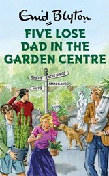 Five Lose Dad in the Garden Centre | Bruno Vincent |