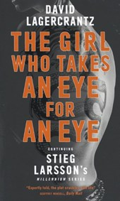 Girl who takes an eye for an eye