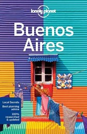 Lonely planet city guide: buenos aires (8th ed)