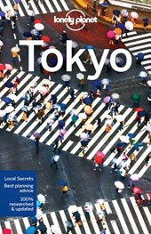 Lonely planet: tokyo (11th ed)