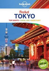 Lonely planet pocket: tokyo (6th ed) | auteur onbekend |