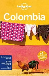 Lonely planet: colombia (8th ed) | auteur onbekend |