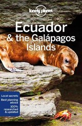 Lonely planet: ecuador & the galapagos islands (11th ed) | auteur onbekend |