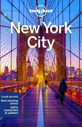 Lonely planet city guide: Lonely planet: new york city (11th ed)