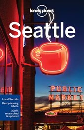 Lonely planet city guide: seattle (7th ed)