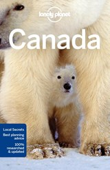 Lonely planet: canada (13th ed) | auteur onbekend |