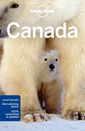 Lonely planet: canada (13th ed)