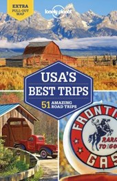 Lonely planet: usa's best trips (3rd ed)