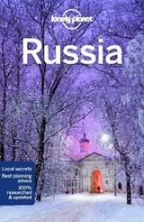 Lonely planet: russia (8th ed) | auteur onbekend |