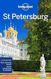 Lonely planet city guide: st petersburg (8th ed)