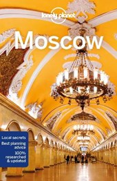 Lonely planet city guide: moscow (7th ed)