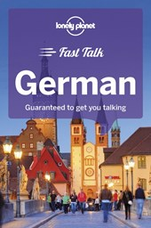 Lonely planet: fast talk german (3rd ed)