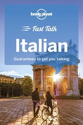Lonely planet: fast talk italian (4th ed)