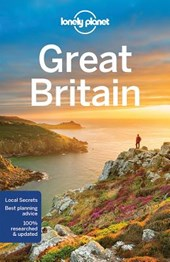 Lonely planet: great britain (12th ed)