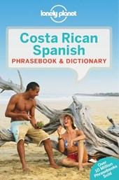 Lonely planet phrasebook: costa rican spanish (5th ed)