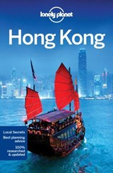 Lonely planet: hong kong (17th ed) | auteur onbekend |