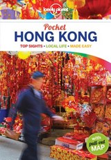 Lonely planet pocket: hong kong (6th ed) | auteur onbekend |