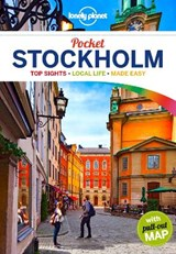 Lonely planet pocket: stockholm (4th ed) | auteur onbekend |