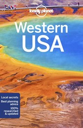 Lonely planet: western usa (4th ed)