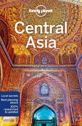 Lonely planet: central asia (7th ed) | auteur onbekend |