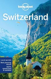 Lonely planet: switzerland (9th ed)