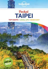 Lonely planet pocket: taipei (1st ed) | auteur onbekend |