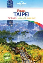 Lonely planet pocket: taipei (1st ed)