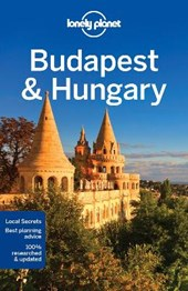 Lonely planet city guide: budapest & hungary (8th ed)