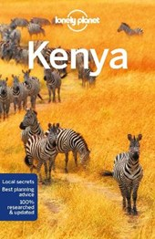 Lonely planet: kenya (10th ed)