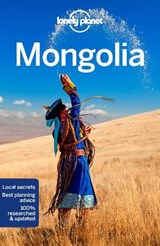 Lonely planet: mongolia (8th ed) | auteur onbekend |