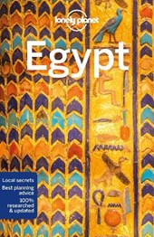 Lonely planet: egypt (13th ed)