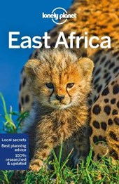 Lonely planet: east africa (11th ed)