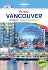 Lonely planet pocket: vancouver (2nd ed) | auteur onbekend |
