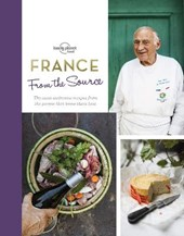 Lonely planet from the source: france