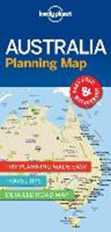 Lonely planet: planning map australia (1st ed) |  |